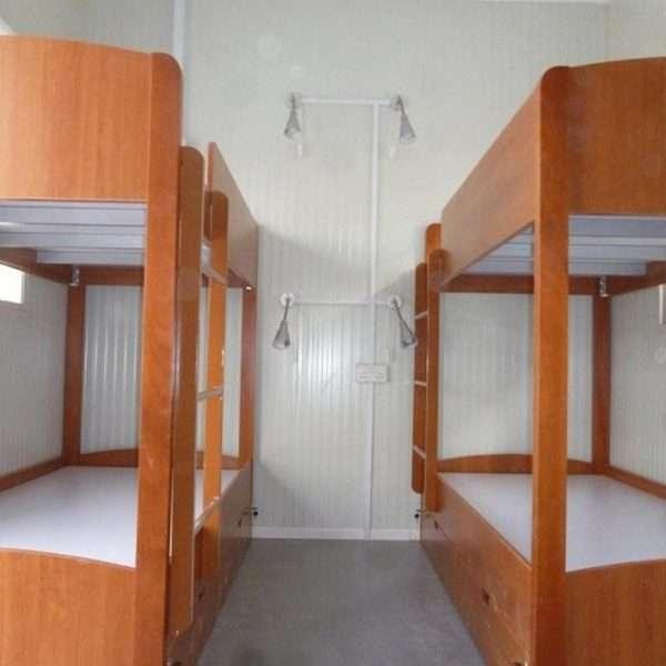 Accommodation Units