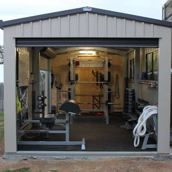 prefab gymnasium in the UAE, If you are building or even starting a personal training business, having a prefab gym building is a way to set yourself apart from the field.
