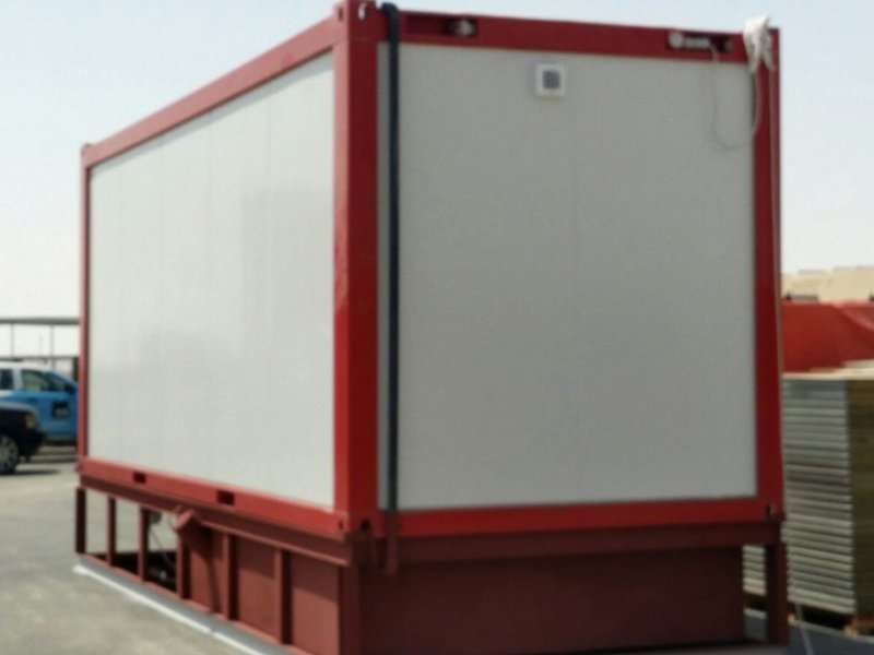 Single Office Container Temporary Office Containers Prefab Shipping Container Office from Al Bait Al raqi Containerised Coffee-shop, Cafeteria