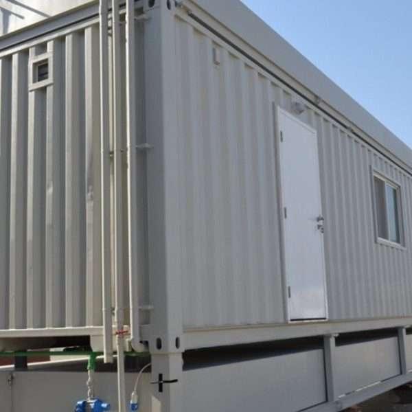Portable Cabins & Prefab Units