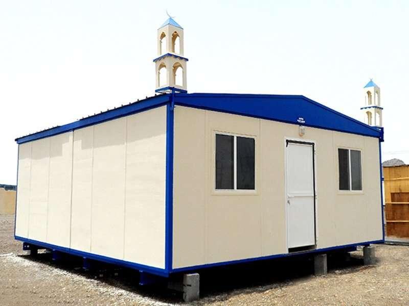 Prefab Mosque / Masjid - Prefab Mosques