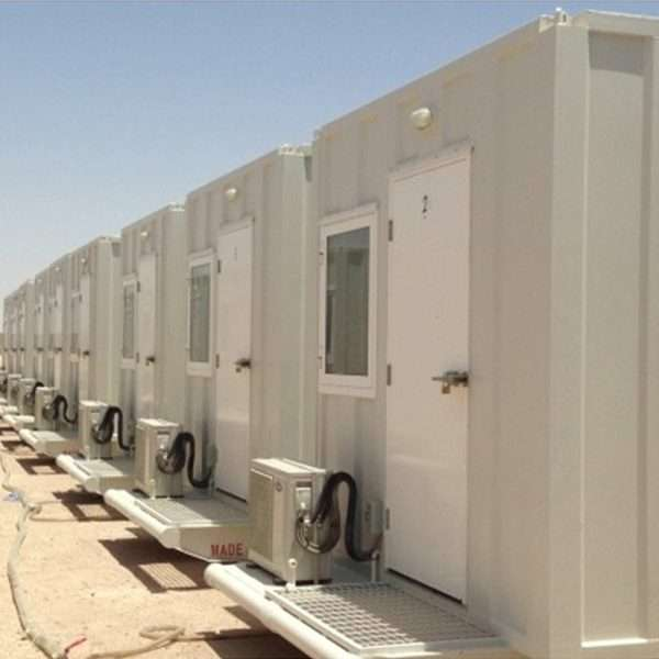 Containerised Units Modular - Skid Mounted Containers
