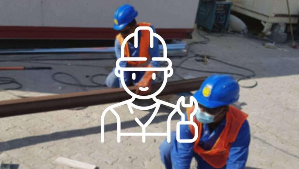 Dismantling, Shifting & Assembly Works Prefab Services
