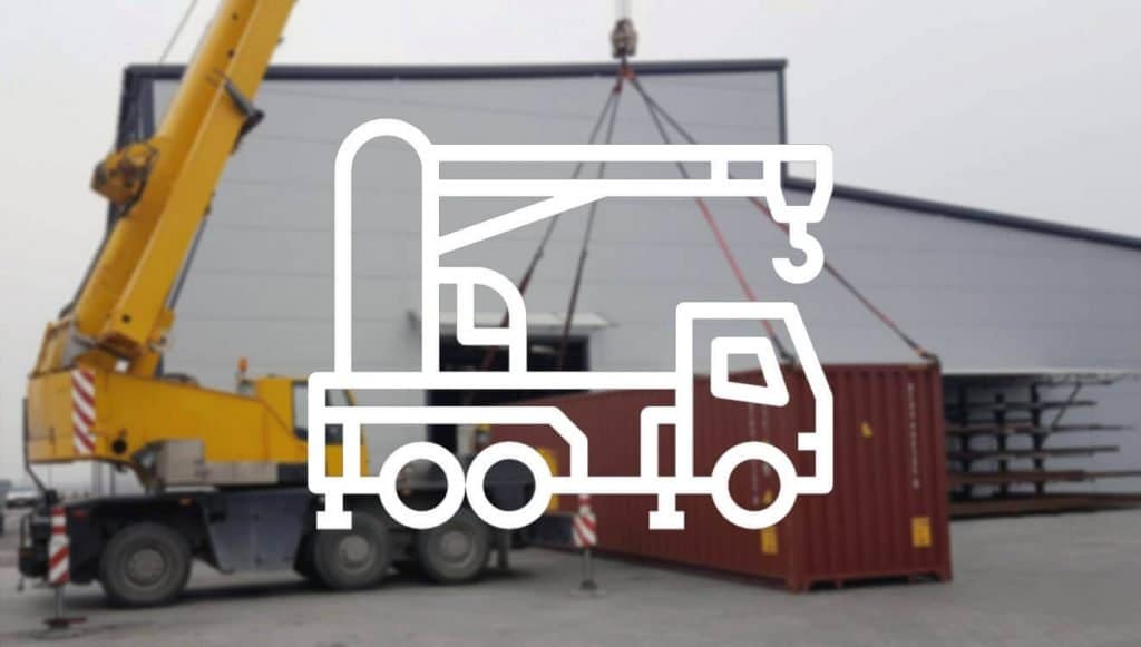 Prefab Logistic Support in the UAE Prefab Services