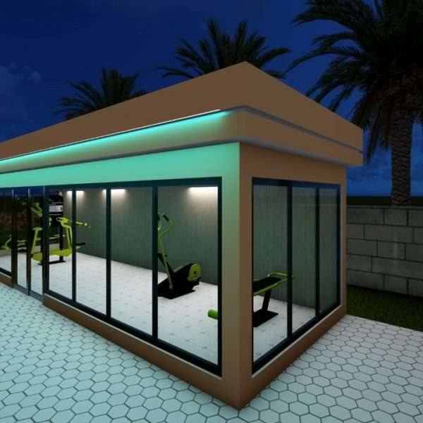 Portacabin Projects Mailis Villa Majlis - Prefab Projects design