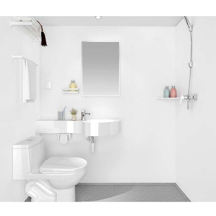 Prefabricated Toilet & Shower Units