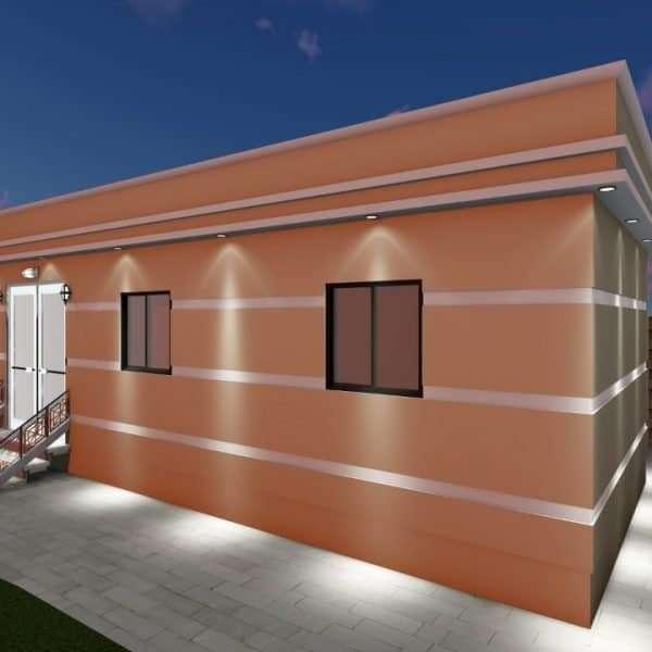 Prefabricated Majlis and Villas Modular - Prefab House Design