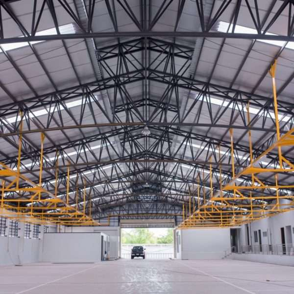 prefab warehouse, Warehouse Structures