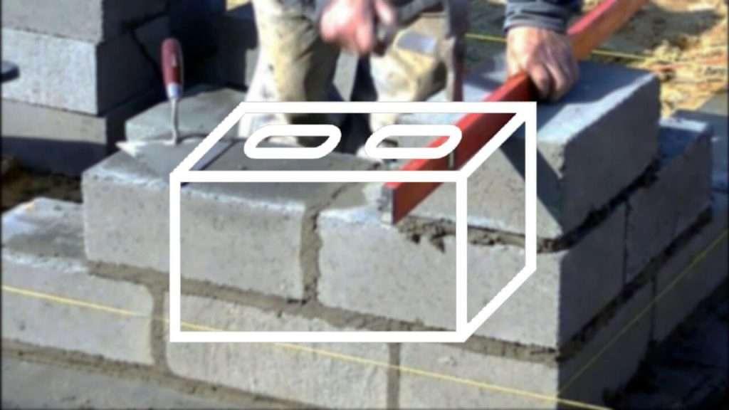 Foundation with Concrete Blocks Prefab Services