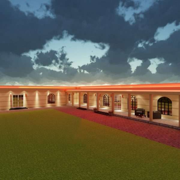 Designed Prefab Farm House Al Bait Al Raqi as the prominent manufacturer and supplier of the finest quality prefab farm house in UAE to our esteemed clients.